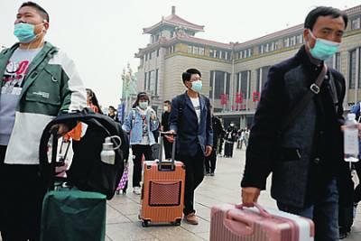 Пока мир борется с вирусом, Китай поднимает экономику