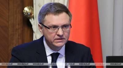 Червяков: экономика восстанавливается в результате реальных продаж