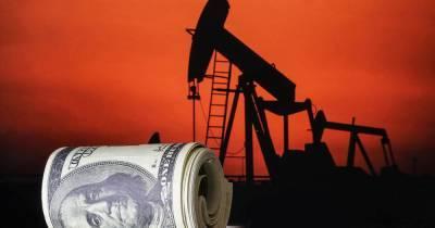 Цена на нефть побила мартовские рекорды