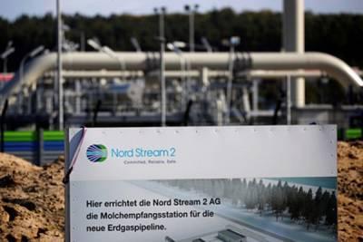 В Германии заявили об угрозах США из-за «Северного потока-2»