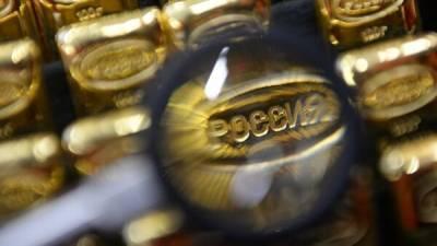 Российские банки вернулись к наращиванию запасов золота nbsp