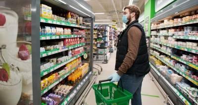 """Bloomberg назвал Россию """"горячей точкой"""" по росту цен на продукты"""